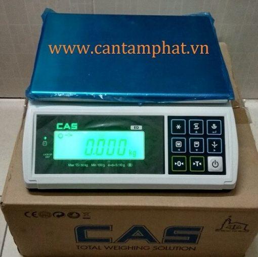 Cân điện tử CAS - Hàn Quốc