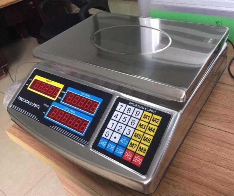 Các phím bấm mềm dễ thao tác