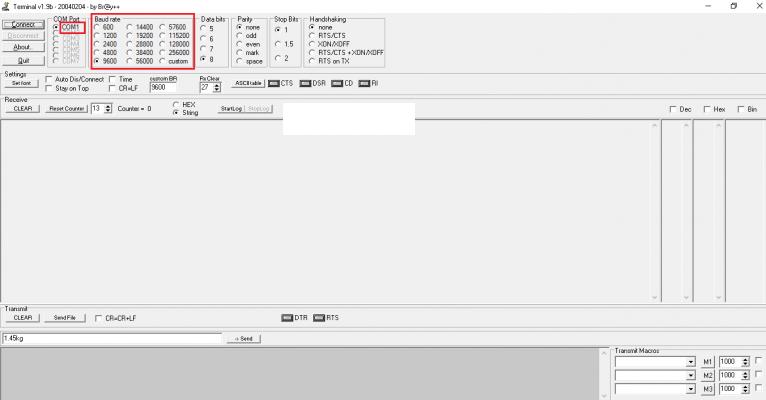 phần mềm test tín hiệu